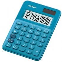 Calcolatrice da tavolo MS-7UC blu big display 10 cifre CASIO