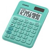 Calcolatrice da tavolo MS-7UC verde big display 10 cifre CASIO
