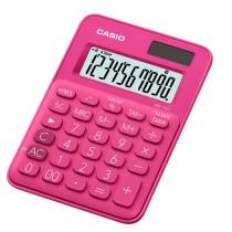 Calcolatrice da tavolo MS-7UC fucsia big display 10 cifre CASIO