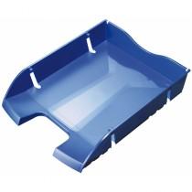 Vaschetta portacorrispondenza SALVASPAZIO blu HELIT
