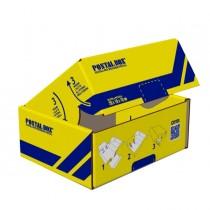 Scatola spedizioni POSTAL BOX PICCOLO 26x19x10cm BLASETTI