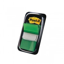 SEGNAPAGINA POST-IT 3M VERDE (680-3)