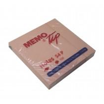 BLOCCHI MEMOTIP 76x76 ROSA