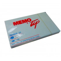 BLOCCO MEMOTIP MEMOTIP 76x126 AZZURRO