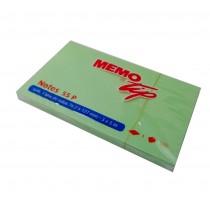 BLOCCO MEMOTIP MEMOTIP 76x126 VERDE