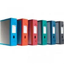 SCATOLA ARCHIVIO COMBI BOX ROSSO(E500)