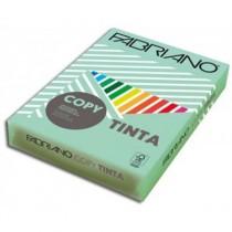 RISMA COLORATA G.80 A4 VERDE TENUE 500F