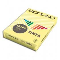 RISMA COPY TINTA A4 GIALLO GR.200 100F