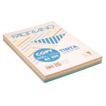 RISMA A4 MULTICOLOR 5 COL.TENUI GR.80250FF