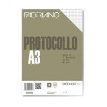 PACCO CARTA PROT.4mm. 29,7X42 200FFGR.60