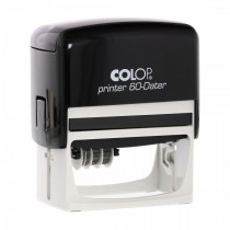 TIMBRO DATARIO COLOP PRINTER 60 DATA CENTR.
