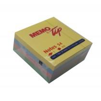 CUBO MEMOTIP 76X76 4 COL.PASTELLO(30NIK022)