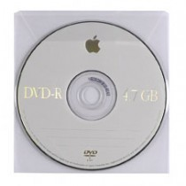 BUSTA TRASPARENTE PORTA CD-DVD CF.25 PZ