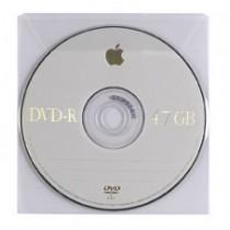 Cartella  porta CD - DVDsingolo, conf.25 p