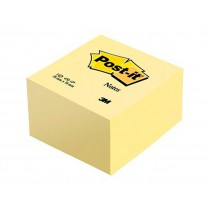 CUBO POST-IT 3M 76x76 GIALLO 636-B