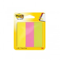 POST-IT NOTE MARKER 671-3 25X76mm CF.3