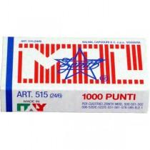 PUNTI METALLO art.515-6ZENITH - PZ.1000