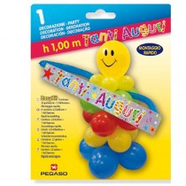 "EASY KIT CLOWN ""TANTI AUGURI"" PEGASO"