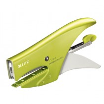 CUCITRICE A PINZA 5547 VERDE METAL WOW LEITZ