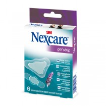 SCATOLA 4_2 CEROTTI PER VESCICHE GEL STRIP FOOT N1406AS NEXCARE