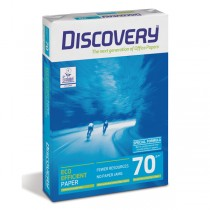 CARTA BIANCA DISCOVERY 70 A4 70GR 500FG