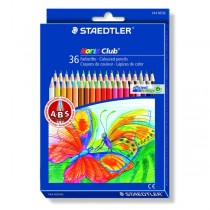 ASTUCCIO 36 MATITE COLORATE 144 NORIS CLUB STAEDTLER