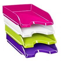 Vaschetta portacorrispondenza ProGloss 200_G rosa pepsi CEP