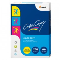 CARTA BIANCA COLOR COPY A4 210x297mm 250gr 125fg MONDI