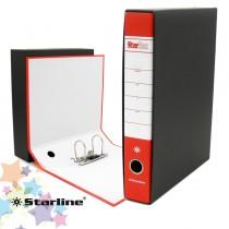 Registratore STARBOX f.to protocollo dorso 5cm rosso STARLINE