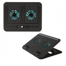 SUPPORTO NOTEBOOK CYCLONE COOLING STAND TRUST