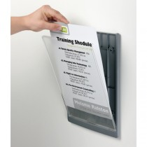 TARGA FUORI PORTA CLICK SIGN 210x297MM (A4) DURABLE