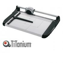 TAGLIERINA A LAMA ROTANTE A4 360mm R03018 TiTanium