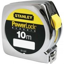 FLESSOMETRO POWERLOCK 10Mt STANLEY
