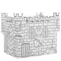 Modello in cartone Castle 98x72x78cm c-12 pennarelli jumbo Joypac