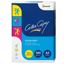 CARTA BIANCA COLOR COPY 320x450mm 350gr 125fg SRA3 MONDI
