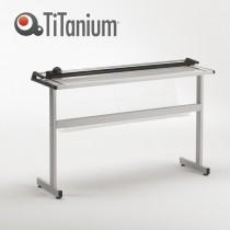 TAGLIERINA A LAMA ROTANTE 1300mm c-Stand TN130TiTanium