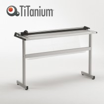 TAGLIERINA A LAMA ROTANTE A0 1300mm c-Stand TN130 TiTanium