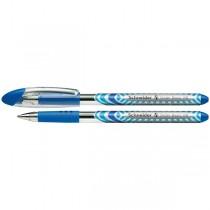 Penna a sfera SLIDER BASIC XB blu SCHNEIDER