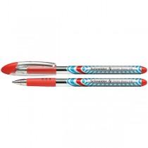 Penna a sfera SLIDER BASIC XB rosso SCHNEIDER