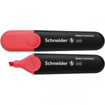 Evidenziatore JOB PPL 1-5mm rosso SCHNEIDER