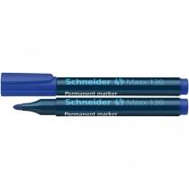 Marcatore MAXX 130 permanente punta conica blu SCHNEIDERER
