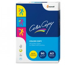 CARTA BIANCA COLOR COPY A3 297x420mm 90gr 500fg MONDI