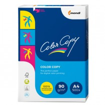 CARTA BIANCA COLOR COPY A4 210x297mm 90gr 500fg MONDI