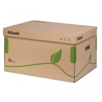 Scatola CONTAINER ECOBOX 340x439x259mm apertura superiore ESSELTE