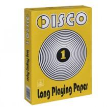 Carta da fotocopie A4 80gr 500Fg Bianca Disco 1 Burgo (drop max 25 risme)