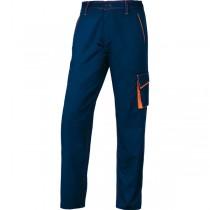 PANTALONE da LAVORO M6PAN blu-arancio Tg. XL PANOSTYLE