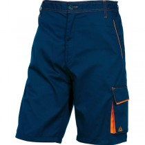 BERMUDA da LAVORO M6BER blu-arancio Tg. L PANOSTYLE