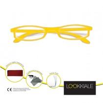 OCCHIALE DIOTTRIE _3,50 mod. SMART giallo LOKKIALE