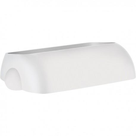 Coperchio per cestino gettacarte 23lt bianco Soft Touch