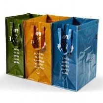 SET 3 CONTENITORI Ricicla Bag Perfetto